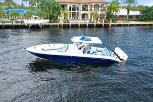 photo of Midnight-Express-37-Open-2018-No-Idea-Fort-Lauderdale-Florida-United-States-Port-View-1091836