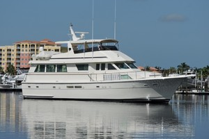 65' Hatteras Motor Yacht 1988 This 1988 65' Hatteras Motor Yacht for sale - SYS Yacht Sales