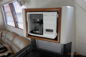 45' Carver 450 Voyager Pilothouse 1999 Coffee Maker