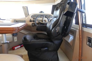 45' Carver 450 Voyager Pilothouse 1999 Captain's Chairs