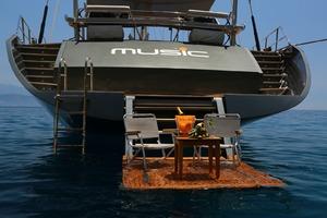 114' Aydos Yatcilik  2012 Swim Platform