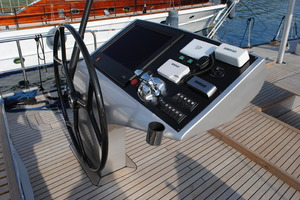 114' Aydos Yatcilik  2012 Cockpit