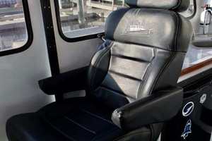 40' Willis Beal RP40 2003 Helm Chair
