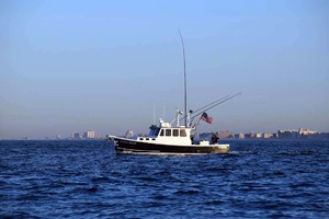 40' Willis Beal RP40 2003 On The Fishing Grounds