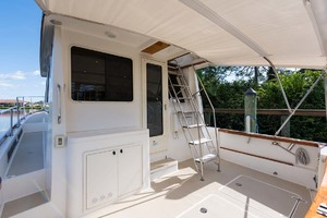 photo of Sabre-Flybridge-Convertible-2003-Robins-Nest-Palm-City-Florida-United-States-Aft-Deck-1093521