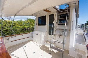 photo of Sabre-Flybridge-Convertible-2003-Robins-Nest-Palm-City-Florida-United-States-Aft-Deck-1093518