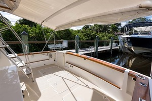 Sabre-Flybridge-Convertible-2003-Robins-Nest-Palm-City-Florida-United-States-Aft-Deck-1093522