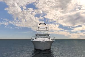 is a Cabo 41 Express Yacht For Sale in Cape May-Bow-11