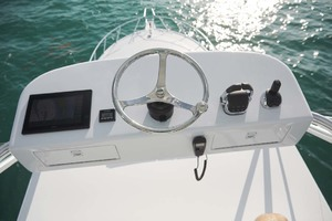 is a Cabo 41 Express Yacht For Sale in Cape May-Tower Helm-21