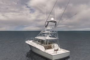 is a Cabo 41 Express Yacht For Sale in Cape May-Port Aft-10