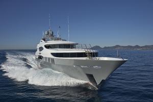 161' Trinity Yachts Motor Yacht 2005