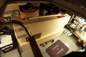 61' Hatteras 61 Motoryacht 1980 Kohler 21 Kw Genset