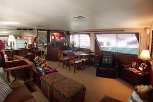 61' Hatteras 61 Motoryacht 1980 Saloon to Stbd Fwd