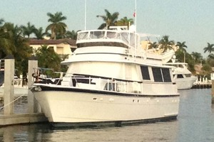 61' Hatteras 61 Motoryacht 1980 Profile
