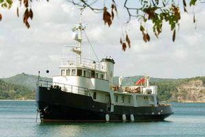 85' Custom Motor Yacht 1962 Catriel