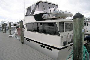 48' Ocean Yachts 48 Motor Yacht 1989