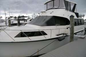 48' Ocean Yachts 48 Motor Yacht 1989 This 1989 48' Ocean Motor Yacht for sale - SYS Yacht Sales