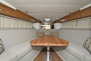 39' Cruisers 390 Express 2015 Dinette Converts to Sleeper