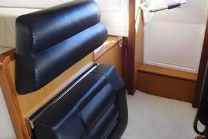 65' Ferretti Yachts 630 2009 Wheelhouse - Fold Down Helm Seat