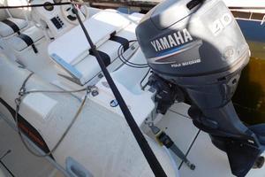 65' Ferretti Yachts 630 2009 Tender Outboard