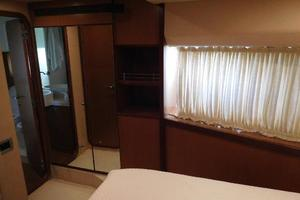 63' Ferretti Yachts 630 2009 VIP Stateroom - Mirrored Hanging Locker