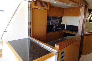 63' Ferretti Yachts 630 2009 Galley - Open to Aft Deck