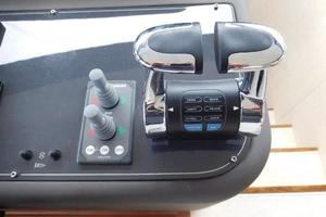 63' Ferretti Yachts 630 2009 Wheelhouse Engine Controls