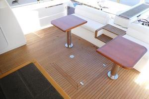 65' Ferretti Yachts 630 2009 Aft Deck
