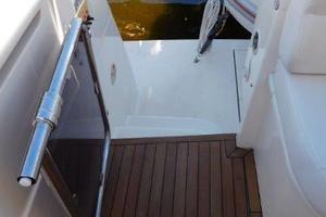 63' Ferretti Yachts 630 2008 Transom Gate
