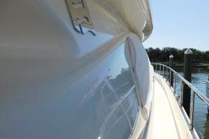 65' Ferretti Yachts 630 2009 Starboard Side Deck