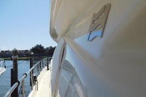 65' Ferretti Yachts 630 2009 Port Side Deck