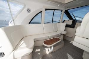 41' Intrepid 410 Evolution 2017 L-Shaped Seating with Storage and Table