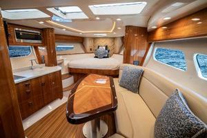 41' Intrepid 410 Evolution 2017 Cabin Forward
