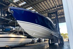 40' Intrepid 400 Center Console 2016 Dry Stored