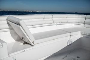 40' Intrepid 400 Center Console 2016 Electric Back Rests