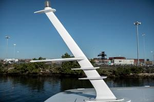 40' Intrepid 400 Center Console 2016 Custom Anchor Light Mast