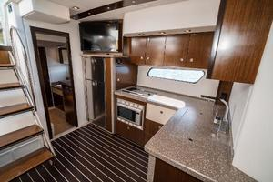 48' Cruisers Yachts 48 Cantius 2012 Galley to Port