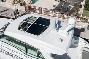 48' Cruisers Yachts 48 Cantius 2012 Sun Pad Back Rests