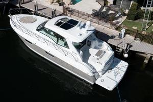 48' Cruisers Yachts 48 Cantius 2012 Port Aft Overhead