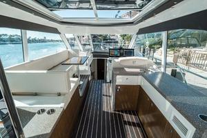 48' Cruisers Yachts 48 Cantius 2012 Upper Salon 1