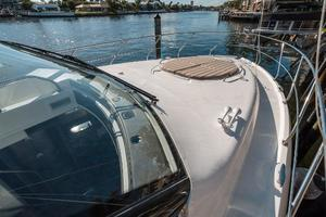 48' Cruisers Yachts 48 Cantius 2012 Lower Salon Facing Aft