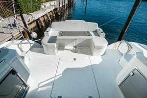 48' Cruisers Yachts 48 Cantius 2012 Aft Deck