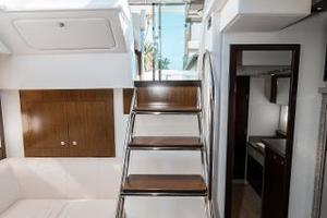 48' Cruisers Yachts 48 Cantius 2012 Lower Salon Aft