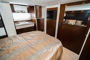 48' Cruisers Yachts 48 Cantius 2012 Master Stateroom Forward