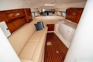 39' Intrepid 390 Sport Yacht 2009 Cabin