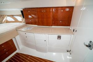 41' Intrepid 390 Sport Yacht 2009 Galley Stbd