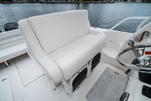 41' Intrepid 390 Sport Yacht 2009 Helm Seat
