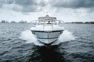 41' Intrepid 390 Sport Yacht 2009 Bow