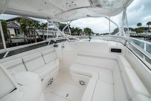 41' Intrepid 390 Sport Yacht 2009 Forward Seating