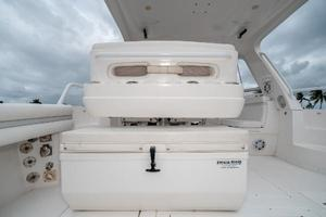 39' Intrepid 390 Sport Yacht 2009 Frigid Rigid Cooler
